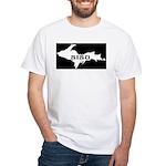 SISU - Michigan's Upper Penin White T-Shirt