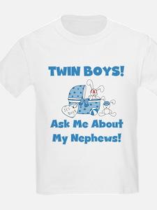 Aunt Twin Boys T-Shirt