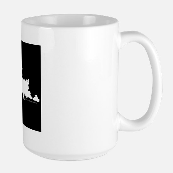 SISU - Michigan's Upper Penin Large Mug