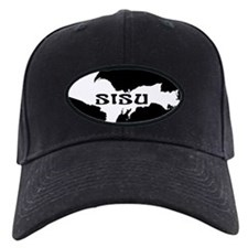 SISU - Michigan's Upper Penin Baseball Hat