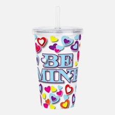 Gallery Of Hearts.be Acrylic Double-Wall Tumbler