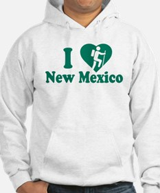 Love Hiking New Mexico Hoodie