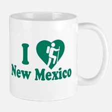 Love Hiking New Mexico Mug