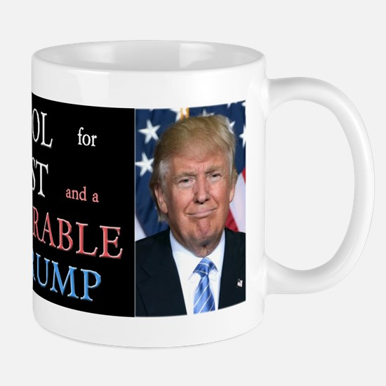 Fool for Christ, Deplorable for Trump Mugs