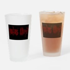 RB LOGO Drinking Glass