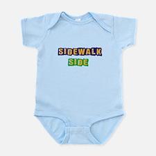 SIDEWALK SIDE Body Suit
