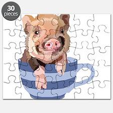 Teacup Pig Puzzle