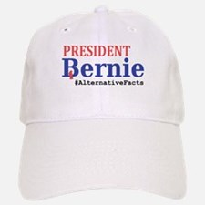 President Bernie - #AlternativeFacts Baseball Baseball Cap