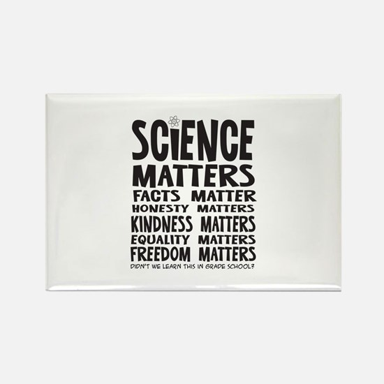 Science Matters Facts Matter Magnets