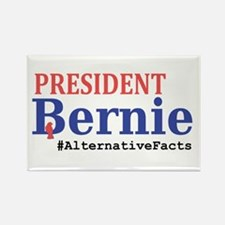 President Bernie - #AlternativeFacts Magnets