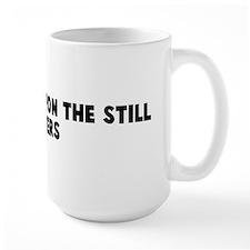 Cast bread upon the still wat Mug