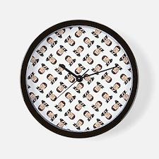 JFK Wall Clock