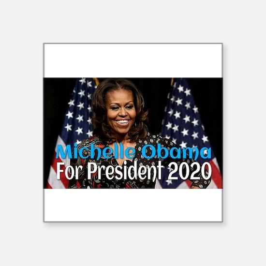 Michelle Obama For President 2020 Sticker