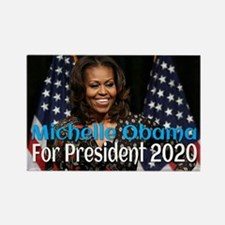 Michelle Obama For President 2020 Magnets