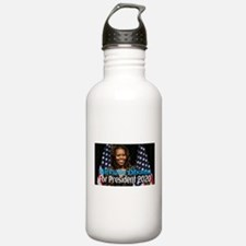 Michelle Obama For Pre Water Bottle