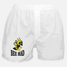Funny Angry bees Boxer Shorts