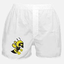 Cool Angry bees Boxer Shorts