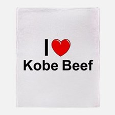 Kobe Beef Throw Blanket