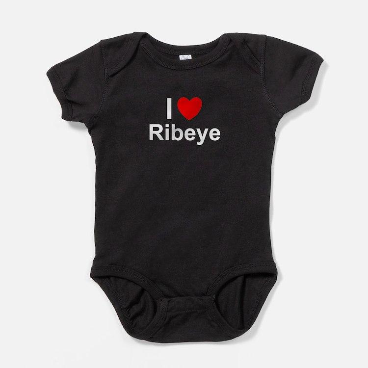 Ribeye Baby Bodysuit