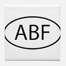 ABF Tile Coaster