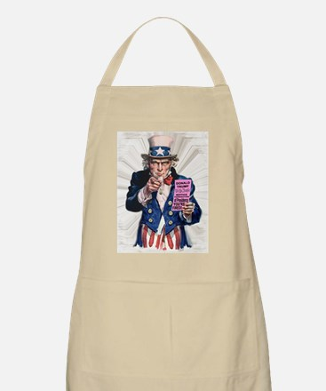 President Trump You're Fired Apron