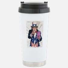 President Trump You're Fired Travel Mug