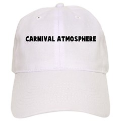 Carnival atmosphere Baseball Cap