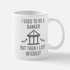 I Lost Interest Mug