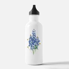 Cute Texas Water Bottle