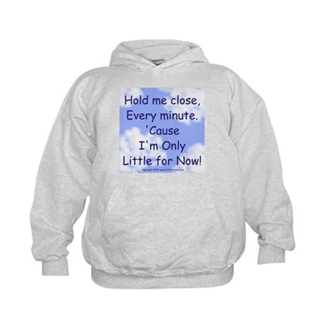 Only Little for Now Kids Hoodie