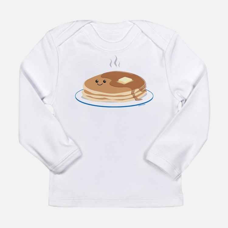 Breakfast Time Long Sleeve T-Shirt