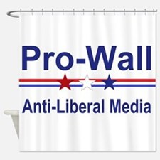 Pro Wall Shower Curtain