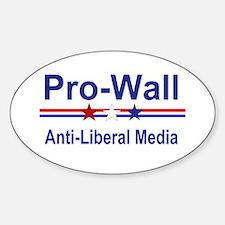 Pro Wall Sticker (Oval)