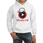 1Radio.FM - Dark Logo Sweatshirt