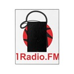 1Radio.FM - Dark Logo Picture Frame