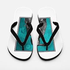 BRAVE Flip Flops