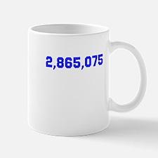 Popular vote margin Mugs