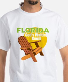 Florida,God's Waiting Room T-Shirt