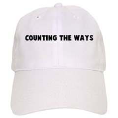 Counting the ways Baseball Cap