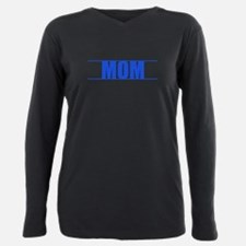 Blue Line Mom T-Shirt