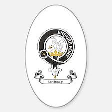Badge - Lindsay Sticker (Oval)