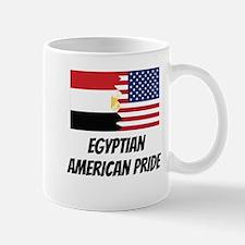 Egyptian American Pride Mugs