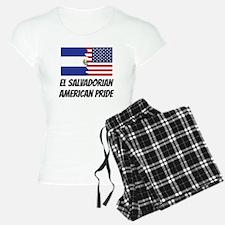 El Salvadorian American Pride Pajamas