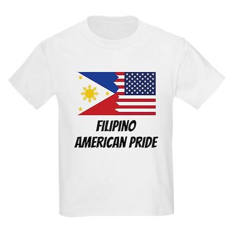filipino american pride tshirt - American Pride T Shirt