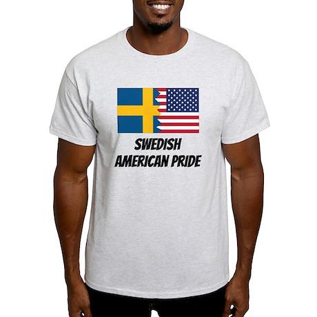 swedish american pride tshirt - American Pride T Shirt