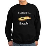 Fueled by Bagels Sweatshirt (dark)