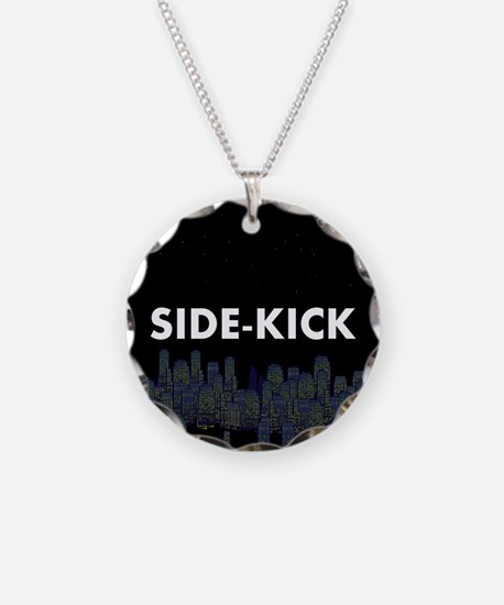 Side-Kick Necklace