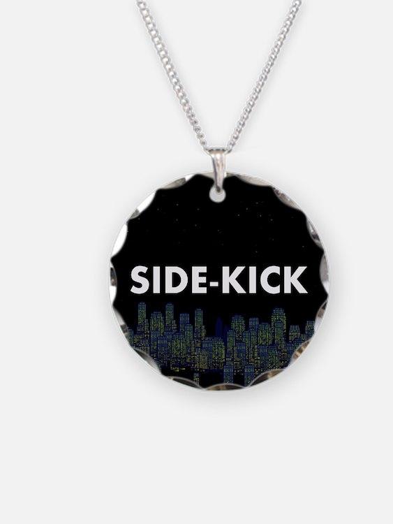 Side-Kick Necklace