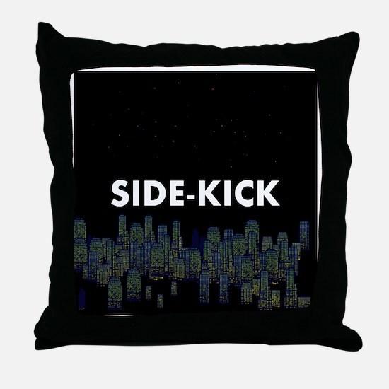 Side-Kick Throw Pillow