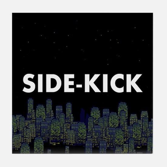 Side-Kick Tile Coaster